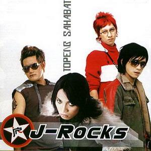 J-Rocks Topeng Sahabat